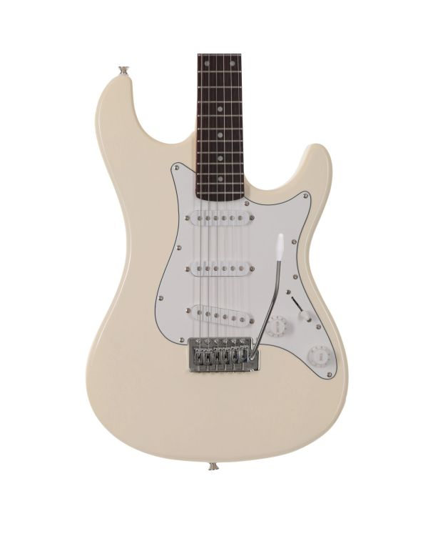 Eastcoast GS100 Electric Guitar, Arctic White