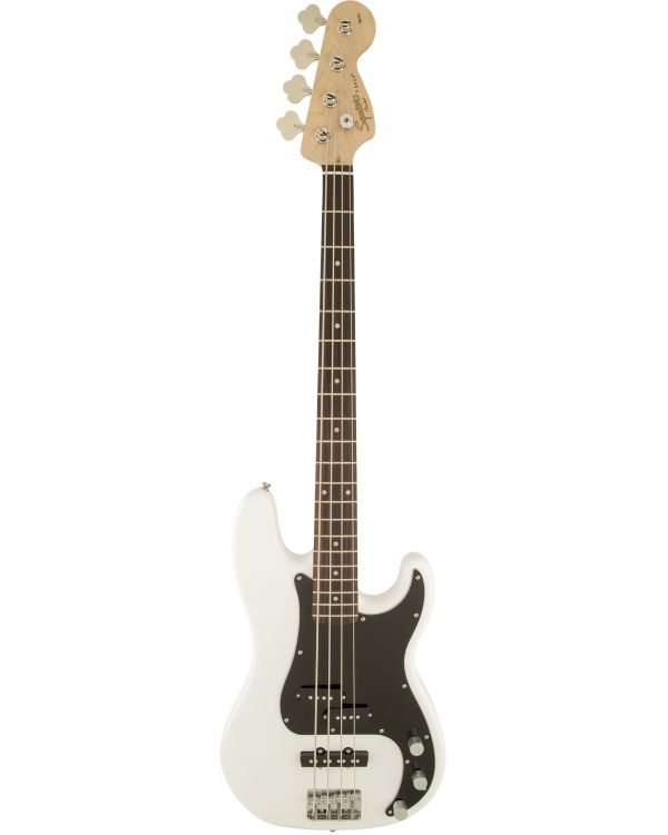 Squier Affinity PJ Bass Olympic White Laurel