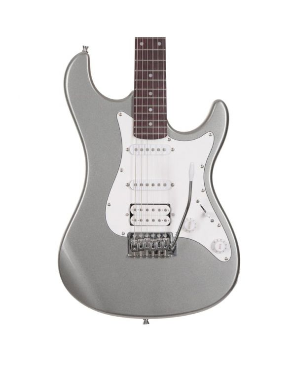 Eastcoast GS100H HSS Electric Guitar Slick Silver