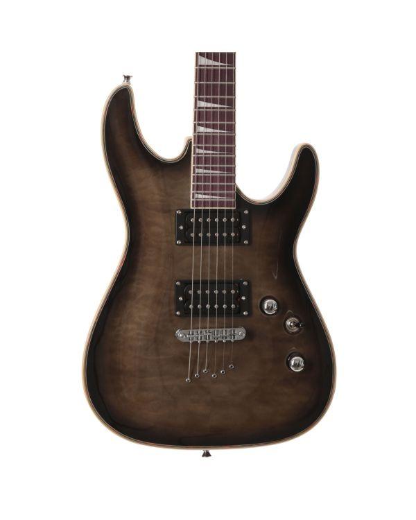 Eastcoast GV320 Electric Guitar, Black Ice Burst