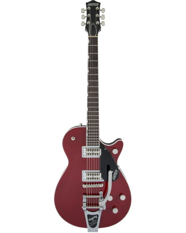 Gretsch G6131T Players Edition Jet Ft With Bigsby RW Firebird Red