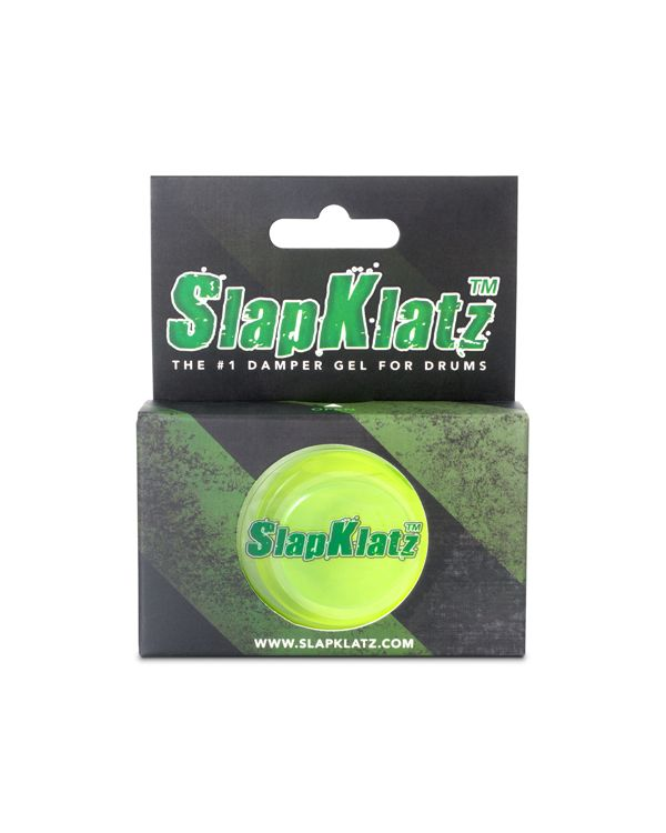 Slapklatz Alien Green Drum Damper Gels Pack of 4
