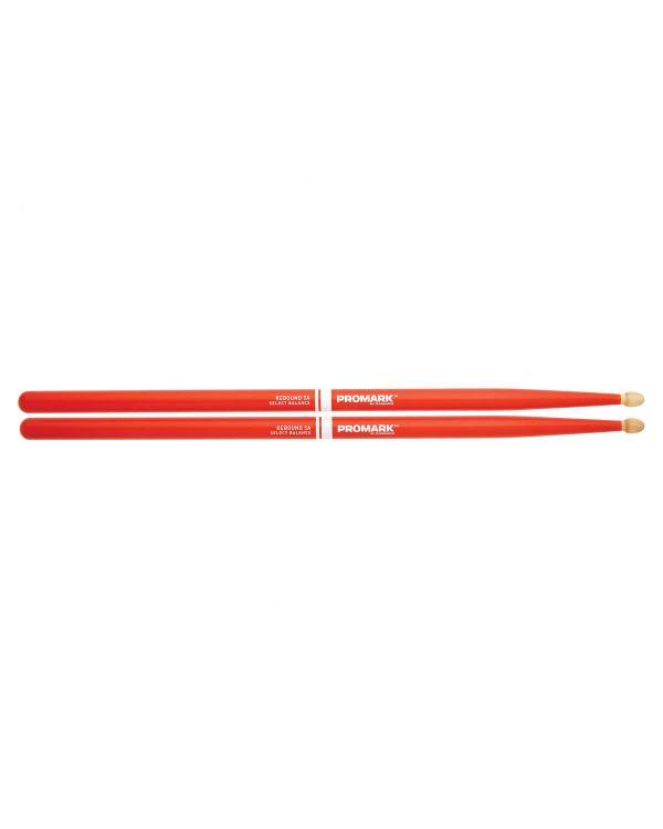 Promark Rebound 5A Acorn Orange Drumsticks