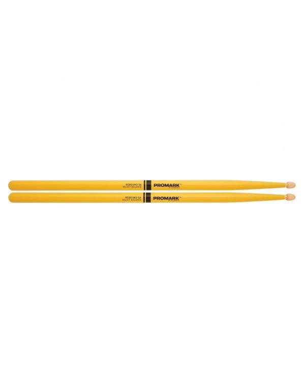 Promark Rebound 5A Acorn Yellow Drumsticks