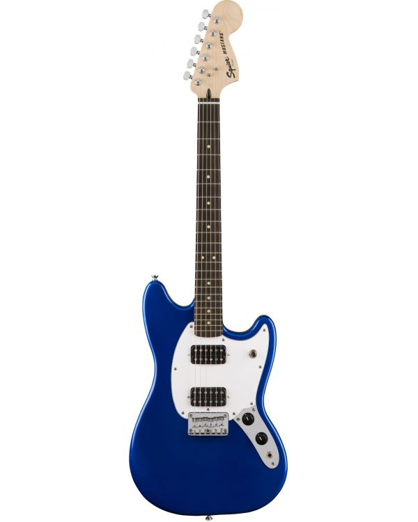 Squier Bullet Mustang HH IL Imperial Blue
