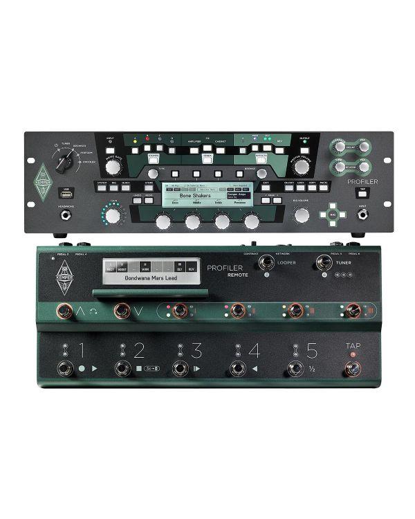 Kemper Profiler Rack and Remote Set