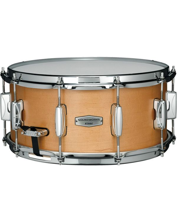 "Tama Soundworks Maple 14"" x 6.5"" Snare Drum"