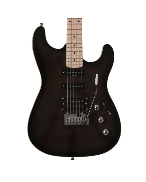 Eastcoast GS500 HSS Electric Guitar, Greyburst