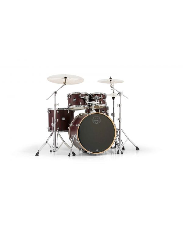 Mapex Mars Rock 5-Piece Bloodwood Shell Pack with HP6005 Hardware