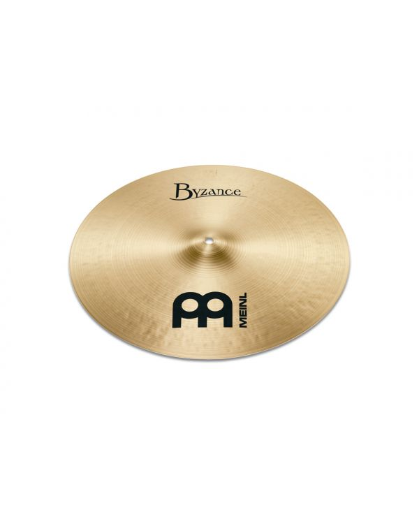 "Meinl Byzance Traditional 17"" Thin Crash Cymbal"