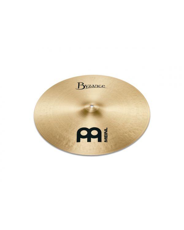 "Meinl Byzance Traditional 16"" Thin Crash Cymbal"