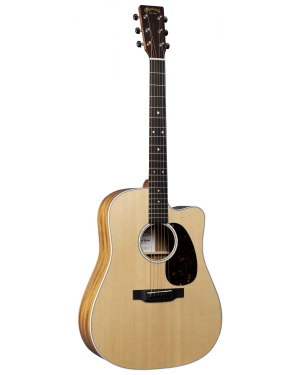Martin DC13E Electro Acoustic Guitar, Natural
