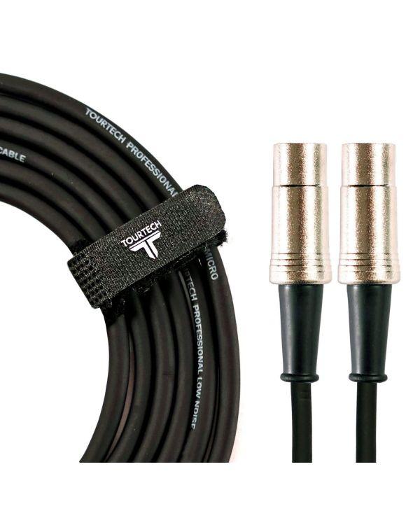 TOURTECH Metal MIDI Cable, 6m