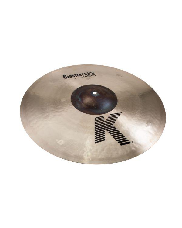 """Zildjian 18"""" K Cluster Crash Cymbal"""