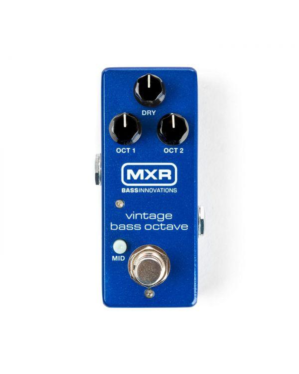 MXR M280 Vintage Bass Octave Mini Pedal