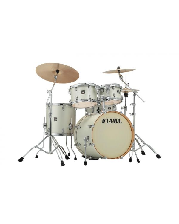 """Tama Superstar Classic 20"""" 5pc Shell Pack in Tangerine Lacquer Burst"""