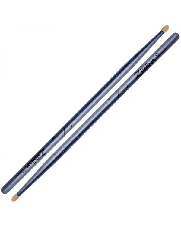 Zildjian 5A Chroma Blue Drumsticks
