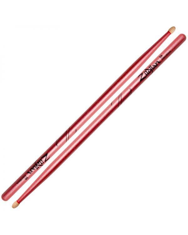 Zildjian 5A Chroma Pink Drum Sticks
