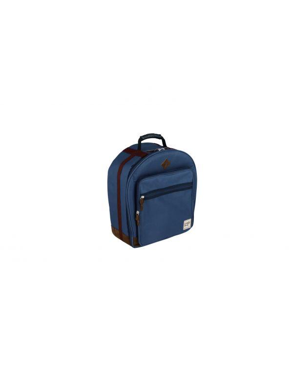 "Tama Powerpad Designer Snare Drum Bag 14x6.5"" Navy Blue"
