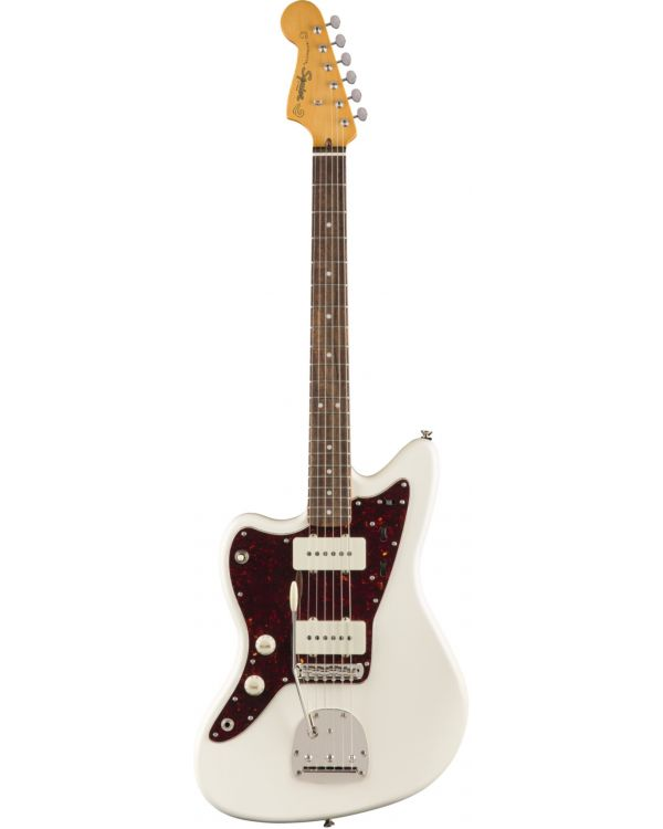 Squier Classic Vibe 60s Jazzmaster LH IL Olympic White