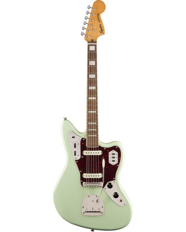 Squier Classic Vibe 70s Jaguar IL Surf Green
