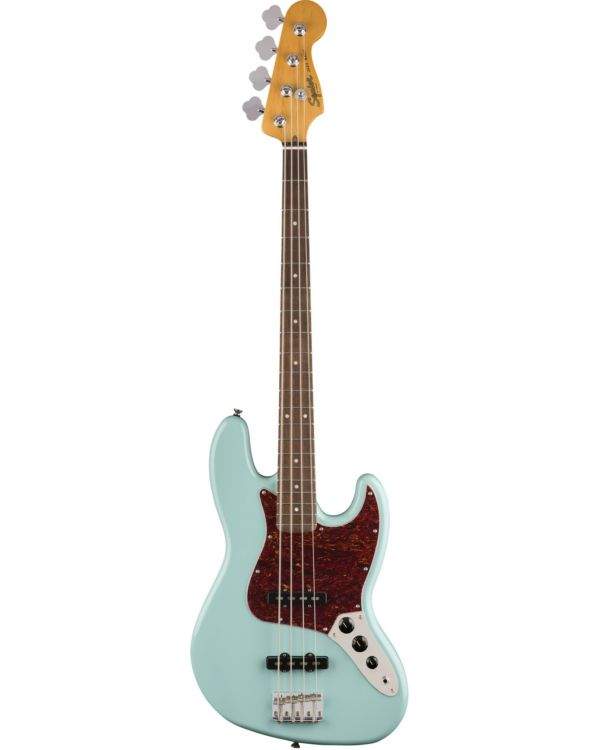 Squier Classic Vibe 60s Jazz Bass Laurel FB Daphne Blue