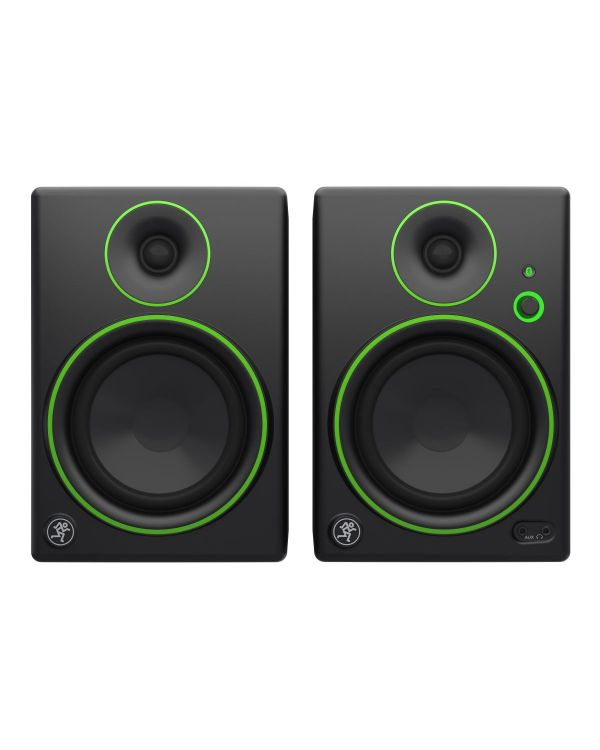 Mackie CR5BT Multimedia Monitors with Bluetooth, Pair