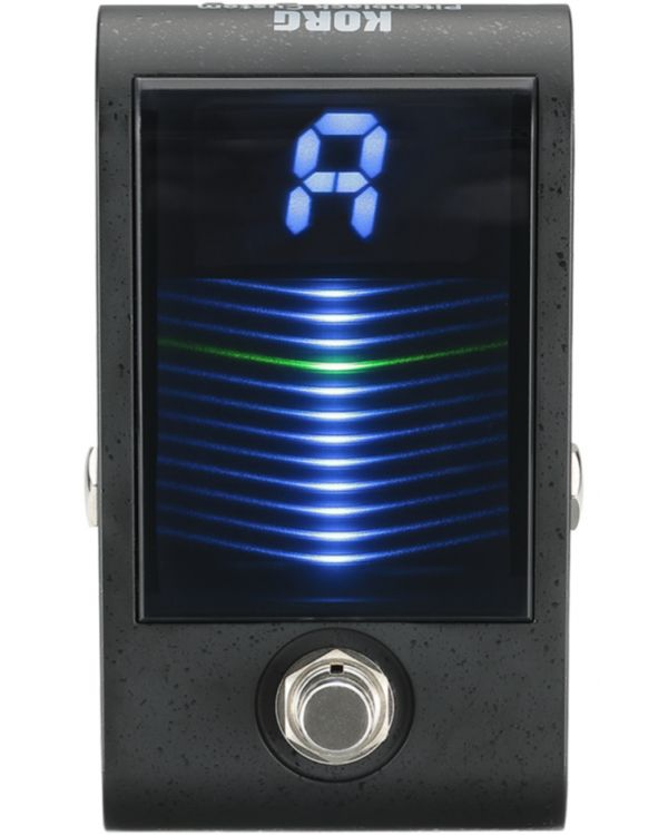 Korg Pitchblack Custom Pedal Tuner In Black
