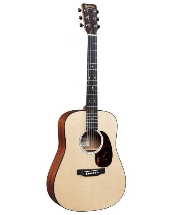 Martin Dreadnought Junior DJR-10E Electro-Acoustic Guitar Natural