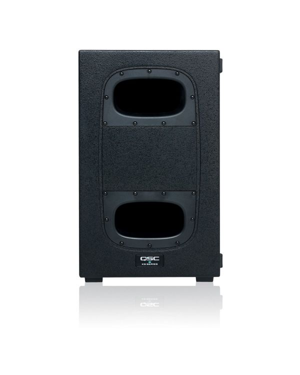 QSC KS112 1000W Ultra Compact Active Subwoofer