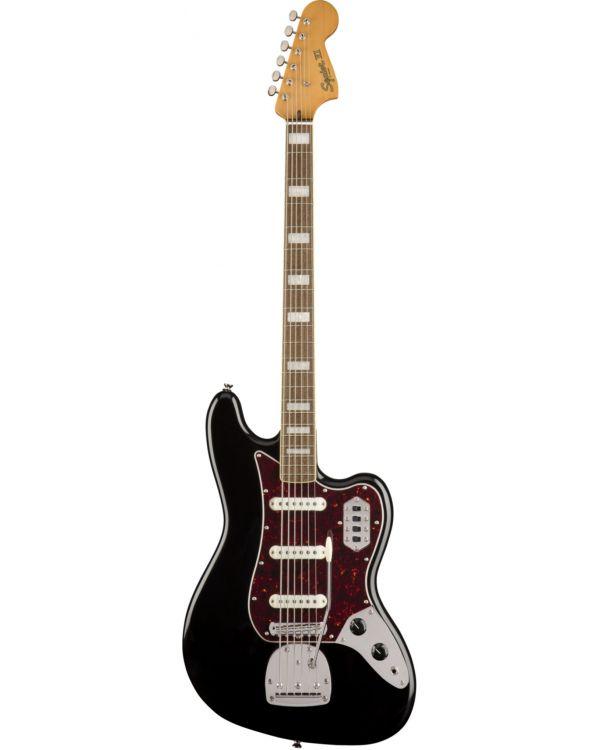 Squier Classic Vibe Bass VI Laurel FB Black