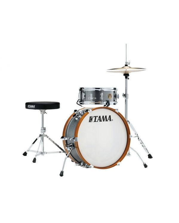 Tama Club Jam Mini Shell Pack in Galaxy Silver with Hardware