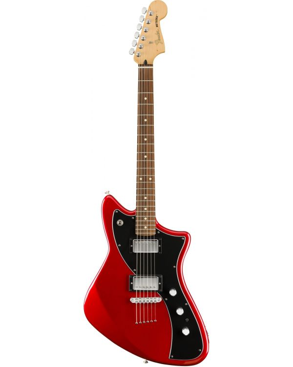 Fender Meteora HH PF Candy Apple Red