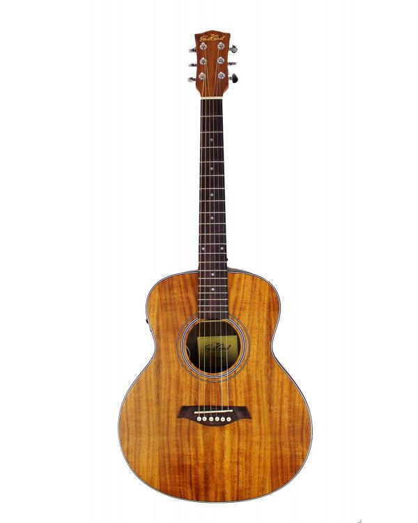 Eastcoast MKOA-E Koa Electro Acoustic Guitar Natural