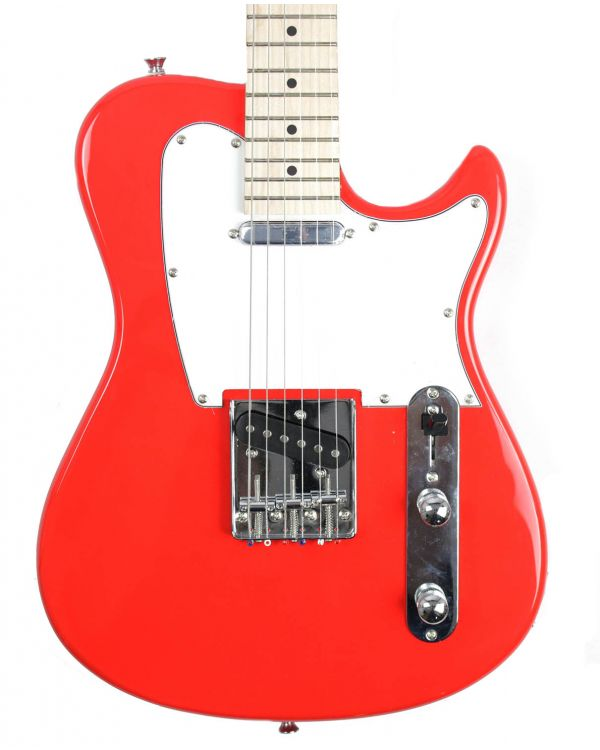 Eastcoast GT100 Electric Guitar, Red