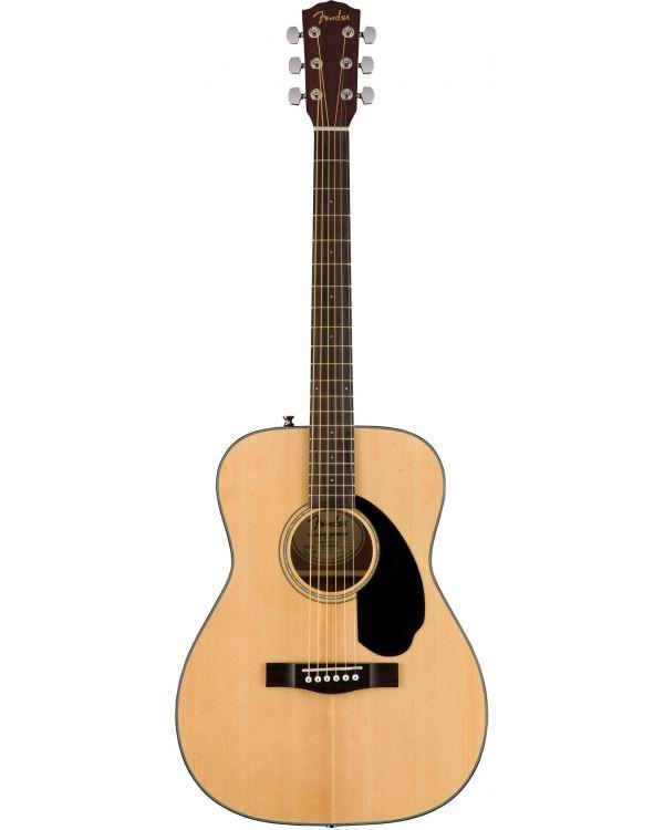 Fender CC-60S Concert Acoustic Guitar WN Natural