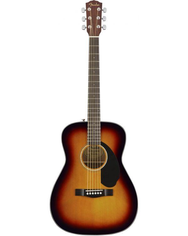 Fender CC-60S Concert Acoustic Guitar WN Sunburst