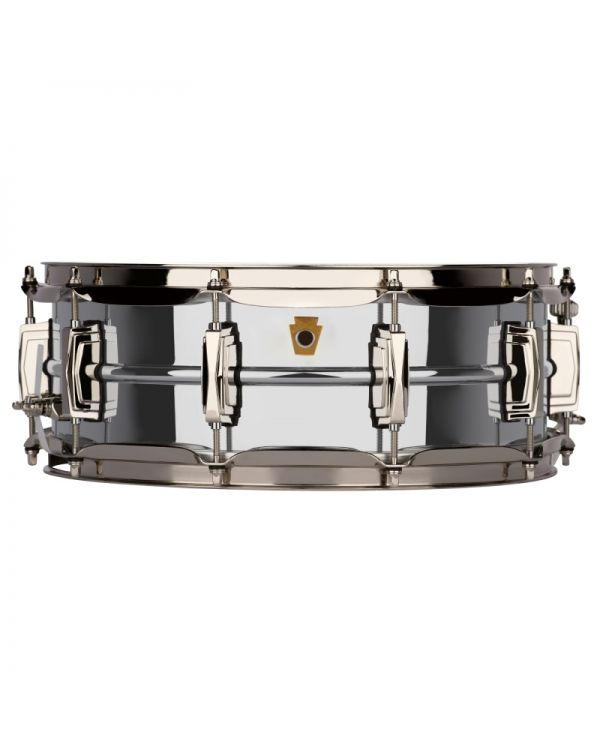 """Ludwig Super Series COB 14"""" x 5"""" Snare with Nickel Hardware"""