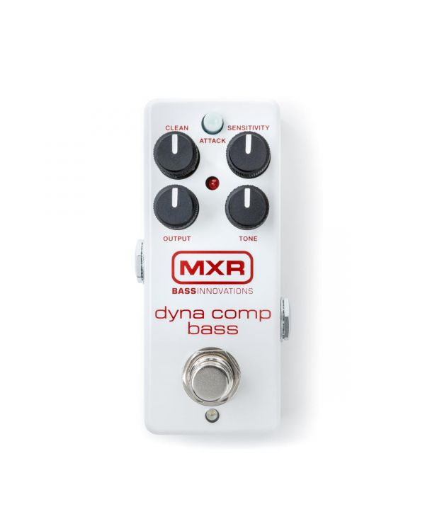 MXR Bass Dyna Comp Mini Pedal