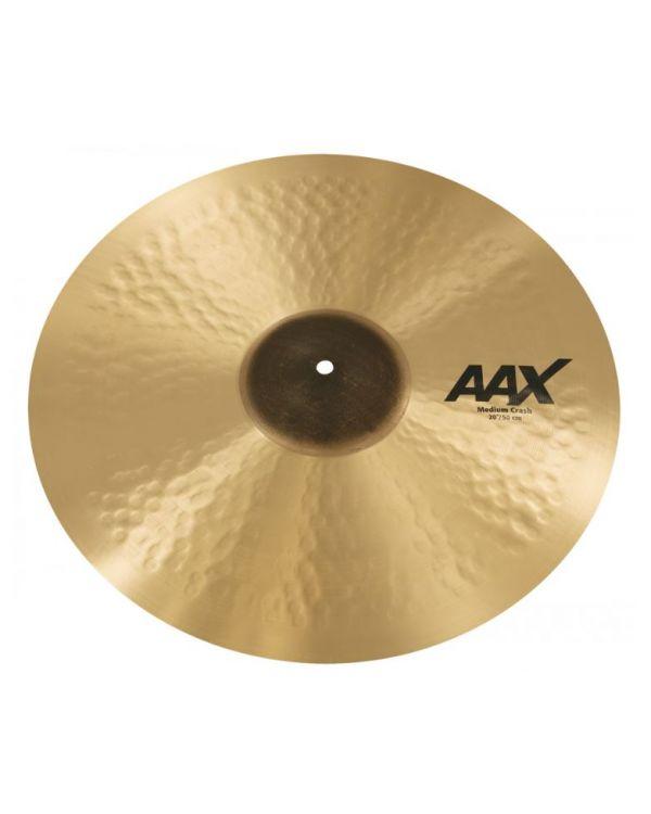 """Sabian AAX 20"""" Medium Crash Cymbal"""