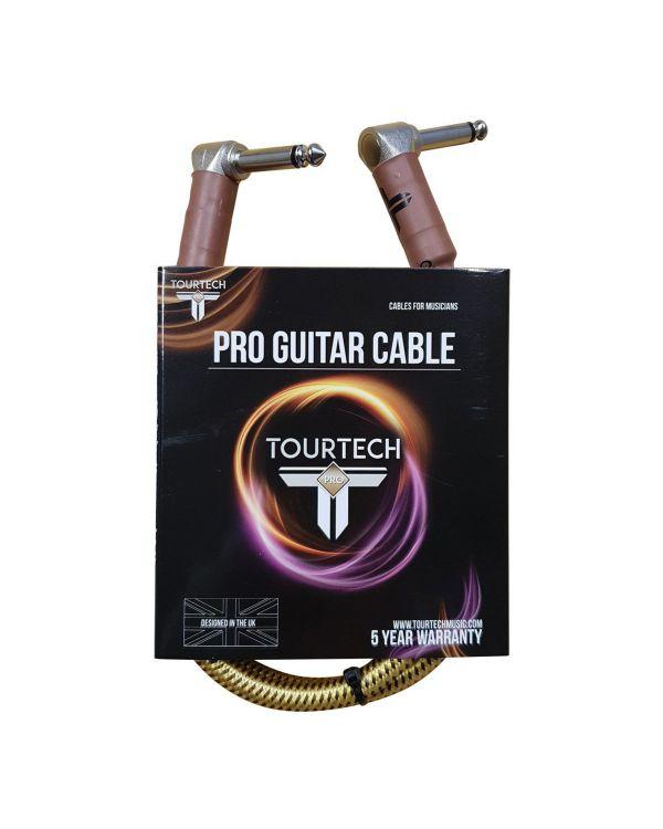 TOURTECH Pro Patch Cable, 60cm, Tweed