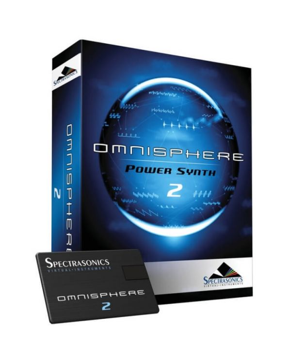 Spectrasonics Omnisphere 2 Virtual Synth (Boxed)