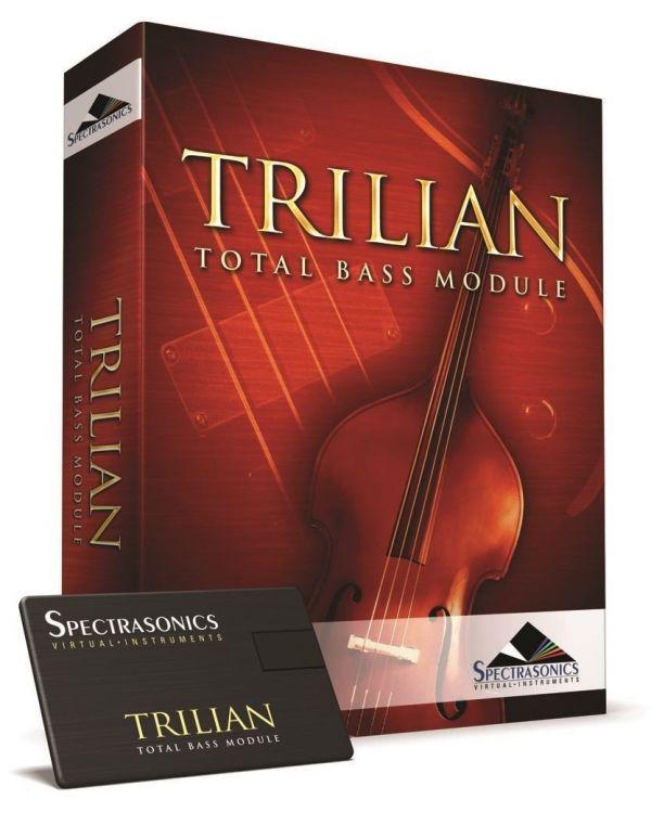Spectrasonics Trilian Bass Synth