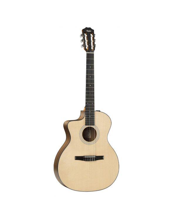 Taylor 114ce-N LH Left Handed Nylon String Electro-Acoustic Guitar