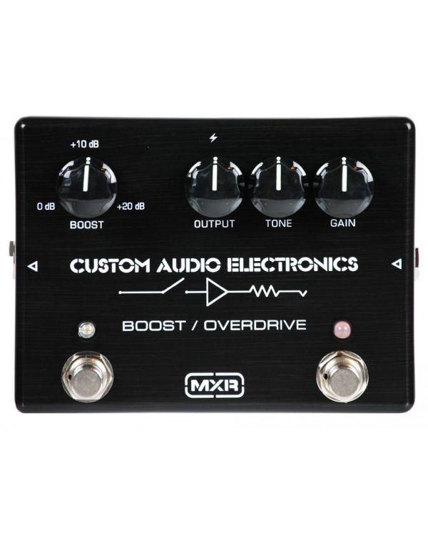 MXR MC402 Custom Audio Electronics Boost Overdrive Pedal