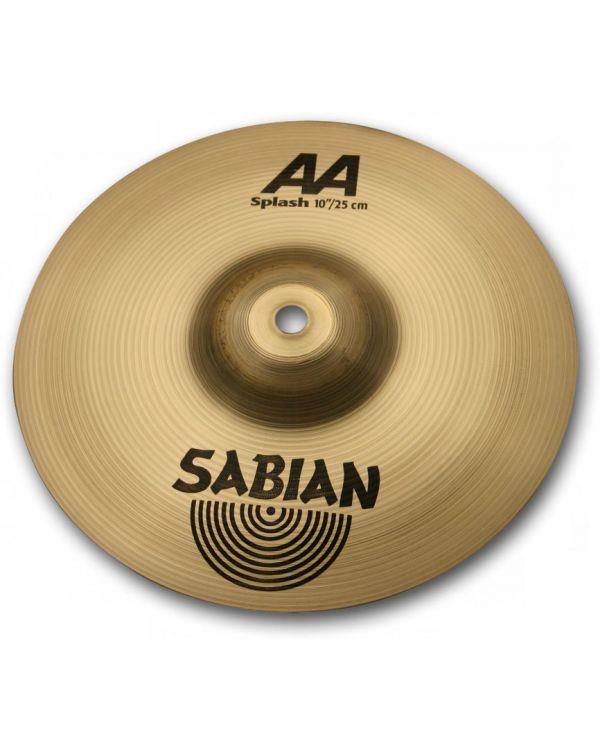 """Sabian AA 10"""" Splash Cymbal"""