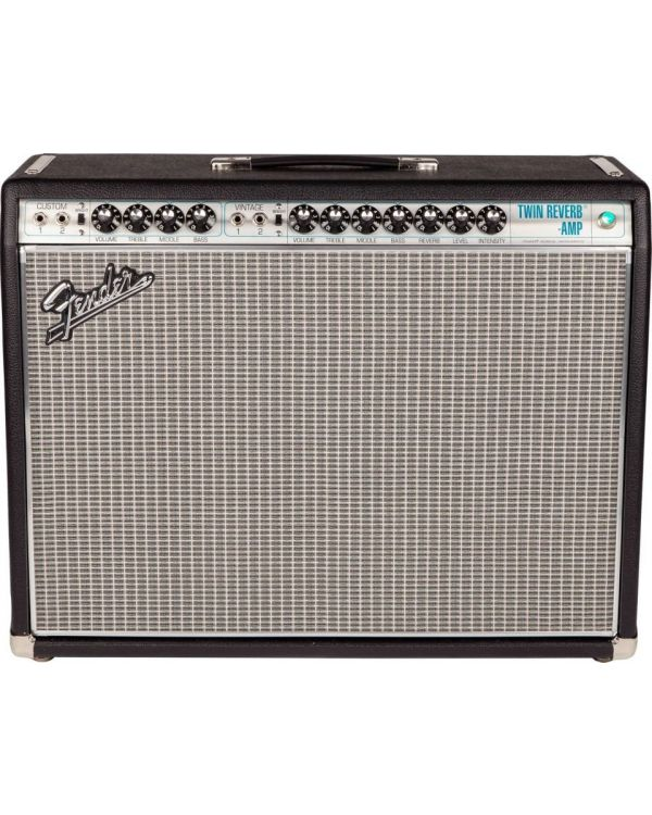 Fender 68 Custom Twin Reverb Guitar Amplifier Combo