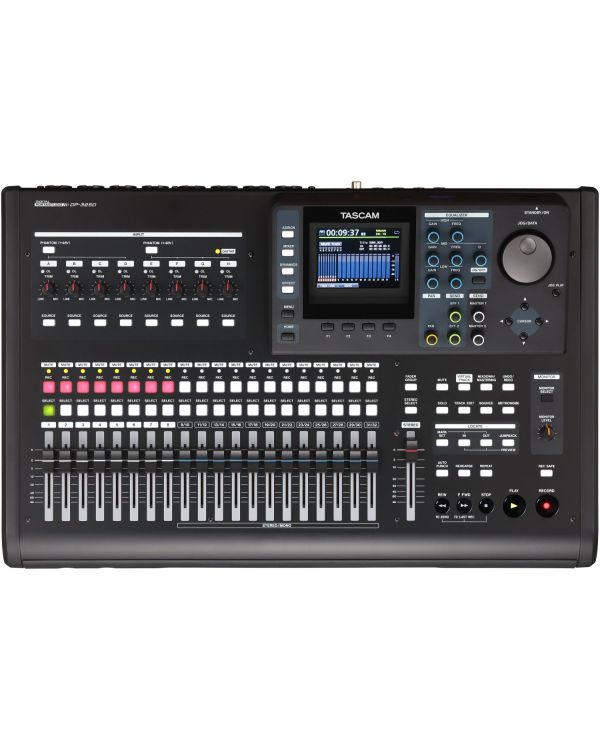 Tascam DP32 SD Multi-Track Recorder