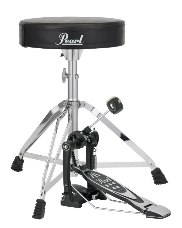 Pearl P-530 Pedal/D-50 Throne Bundle
