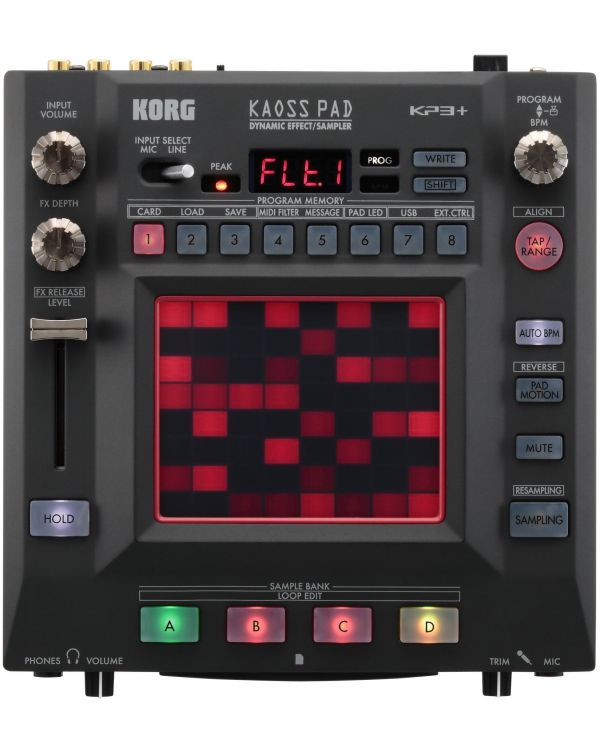 Korg Kaoss Pad 3+ Dynamic Effects / Sampler
